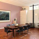 grote zaal geschikt voor vergaderingen, trainingen en heidagen