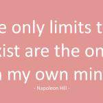 Beyond my own limit!